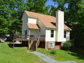 Huge Clean Cozy NEWLY BUILT House with Fireplace, Big Backyard, Grill Area - Dingmans Ferry vacation rentals