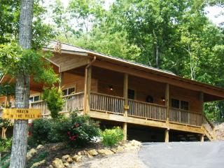Haven in the Hills - Murphy vacation rentals
