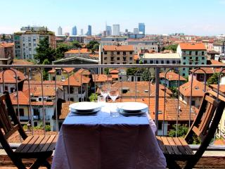 Apt Skyline-Lovely Terrace on Milan - Santa Margherita Ligure vacation rentals