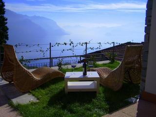 Stunning Garden Apartment with  breathtaking views - Argegno vacation rentals