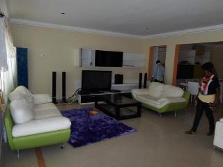 5bedrooms fully furnished duplex for rent at trassaco valley east legon - Accra vacation rentals