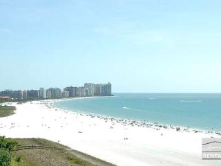 Fantastic views on the beachfront on Marco Island - Florida South Gulf Coast vacation rentals