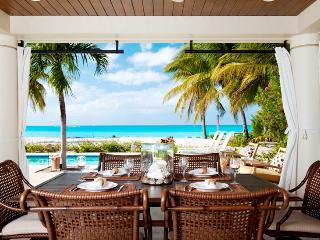 Turks And Caicos Villa 12 Sits Directly On The Finest Section Of 7 Mile Grace Bay Beach, Renowned As One Of The Best Beaches In  - Grace Bay vacation rentals