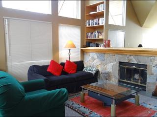 Beautiful Golf Course Views - Wood Burning Fireplace (4008) - Mont Tremblant vacation rentals