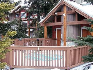 Common Area Outdoor Hot Tub - Scenic Valley Trail View (4063) - Mont Tremblant vacation rentals