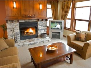 Beautiful Golf Course and Resort Views - Common Area All Year Hot Tub (6167) - Quebec vacation rentals