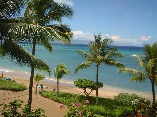 Sands of Kahana #337 Ocean Front - Lahaina vacation rentals