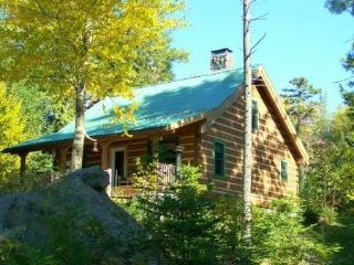 #148 Canadian-style log cabin on Moosehead Lake - Greenville vacation rentals