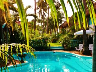 Charming, Tropical, Secure - Bungalow Maria - Barra de Potosi vacation rentals