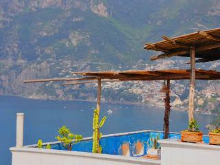 Amalfi Coast Villa in Praiano, Secret Paradise -  Views of Positano. - Positano vacation rentals