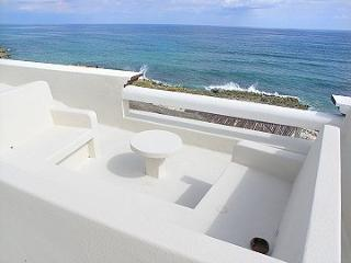 MAYA - SEAG4. Amazing simply comfortable villa with rustic decor and an ocean front view. - Riviera Maya vacation rentals
