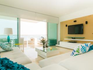 Contemporary 3 Bedroom Apartment in Castillo Grande - Bolivar Department vacation rentals