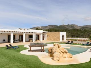 Modern and new villa Ibiza for 8 people with  private and original pool - ES-1078781-Sant Joan de Labritja - Sant Joan de Labritja vacation rentals