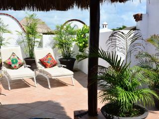 Amazing 2 bdr penth w/ spacious rooftop terrace - Playa del Carmen vacation rentals