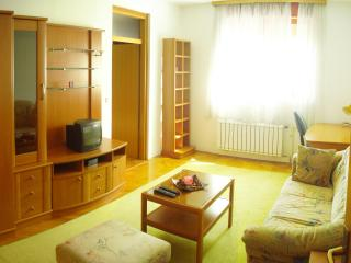 Zagreb one double bedroom apartment, free wifi - Orebic vacation rentals