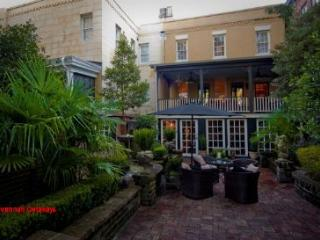 1008: Jones Street Rowhouse - Savannah vacation rentals