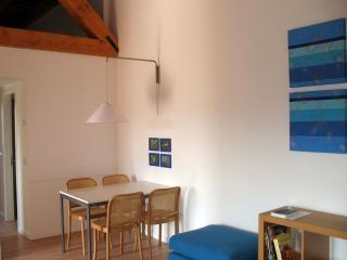 Dining area - Romantic apartment for two with stunning views - Urbino - rentals