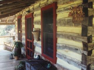porch600x600 - Ashwood Hill Cottage - Lexington - rentals