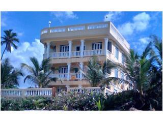 Best Deal - Villa on Sandy Beach -3 Bedroom - 3 Baths - Rincon Puerto Rico - Best Deal in Rincon! 3-Bedroom Right on SandyBeach - Rincon - rentals