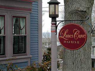 Proudly signed - Wonderful Oceanside Carriage House Vacations - Gloucester - rentals