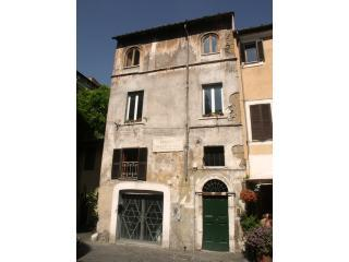 F8 Esterno2 - Charming apart in historic tower (Trastevere 8) - Rome - rentals