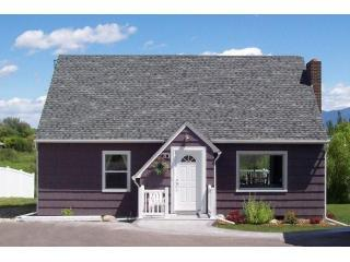 Plum Cottage:  Minutes from City, Country Scenery - Kalispell vacation rentals