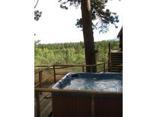 HotTubIMG 1427Web - Rustic Rendezvous Vacation Home Rental - Red Feather Lakes - rentals