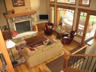 Great Room - Cimarron Townhomes Unit 15* Luxury Townhouse - Steamboat Springs - rentals