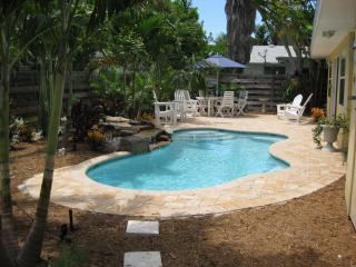Tropical Retreat, Spacious Pool Home, North End - Anna Maria vacation rentals