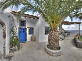 entrance - Traditional house with Ocean view - Santorini - rentals