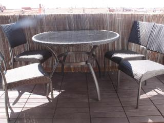 topfloor one bedroom apartment in central Nice - Nice vacation rentals