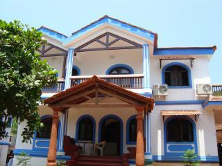 Harmony Villa from the Front Garden - Harmony Villas, Assagao, Goa INDIA - Goa - rentals