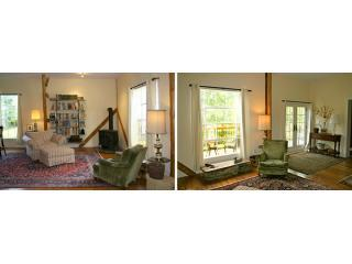APT LR - Beautiful Popple Dungeon Barn Apartment - Chester - rentals