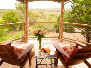 Sinya on Lone Man Creek. Go Glamping in Texas! - Wimberley vacation rentals