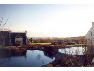 View from top window - Tranquil and peaceful Golf Retreat - Wicklow - rentals