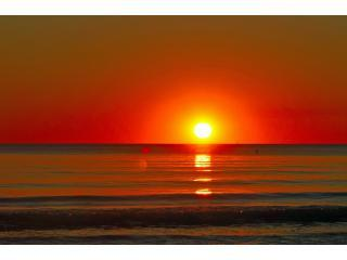 Sunset 1.JPG - Last Minute Price! Beach Studio in Private Home. - Fort Myers Beach - rentals