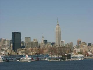 NYC view - New York City vacation - Hoboken - rentals