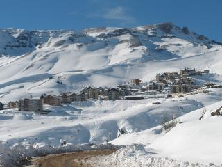 LA PARVA SKi resort - SKI IN LA PARVA, CHILEAN ANDEAN MOUNTAiNS - Santiago - rentals