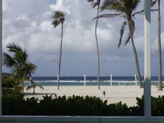 View from the seaside porch - The Haven at Cayman Kai - North Side - rentals