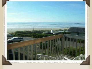 View from Master Bedroom Deck - Sand Dollar Shores - 4 bedroom stunning views. - Florence - rentals