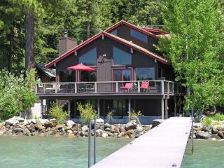 Waters Edge Tahoe Lakefront - Pier and Buoy - Tahoe City vacation rentals