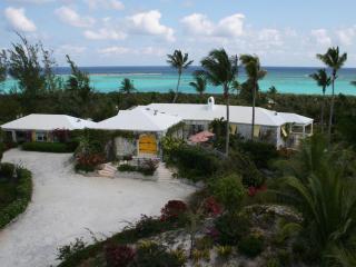 Amazing private Oceanfront gated estate + pool - Governor's Harbour vacation rentals