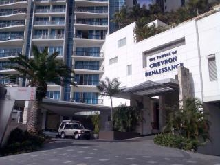 Sufers paradise gold coast Chevron Ressi. Pvt Apmt - Surfers Paradise vacation rentals