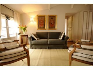 DOUBLE SLEEPING SOFA - Jewel apartment at a stone's throw  from Louvre - 1st Arrondissement Louvre - rentals