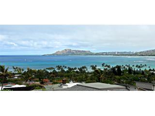 Ocean and Diamond Head View - Breathtaking Panoramic Ocean View Home - Honolulu - rentals