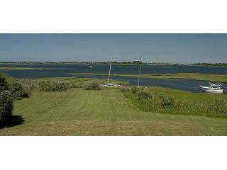 Waterfront...With large front lawn is Pet Friendly - Edgartown vacation rentals