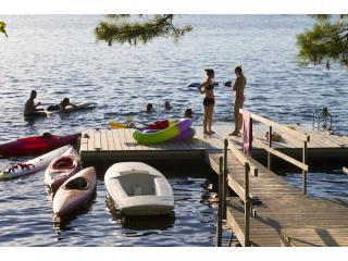 Dock People Boats2 - Rustic Lakeside Lodge and Cabins - Jefferson - rentals