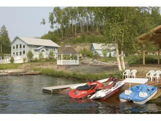 3BR/3BA LAKEFRONT HOME/MCKINLEY VIEW-LRG DECK - Big Lake vacation rentals