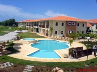 Green pool - Beach & Golf Vacation Rental-Green Paradise Resort - Santo Domingo - rentals