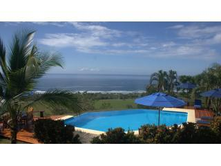 Private pool with the most amazing views!  Not a neighbor in site! - Cristal Azul Ocean View Villas - Playa San Miguel - rentals